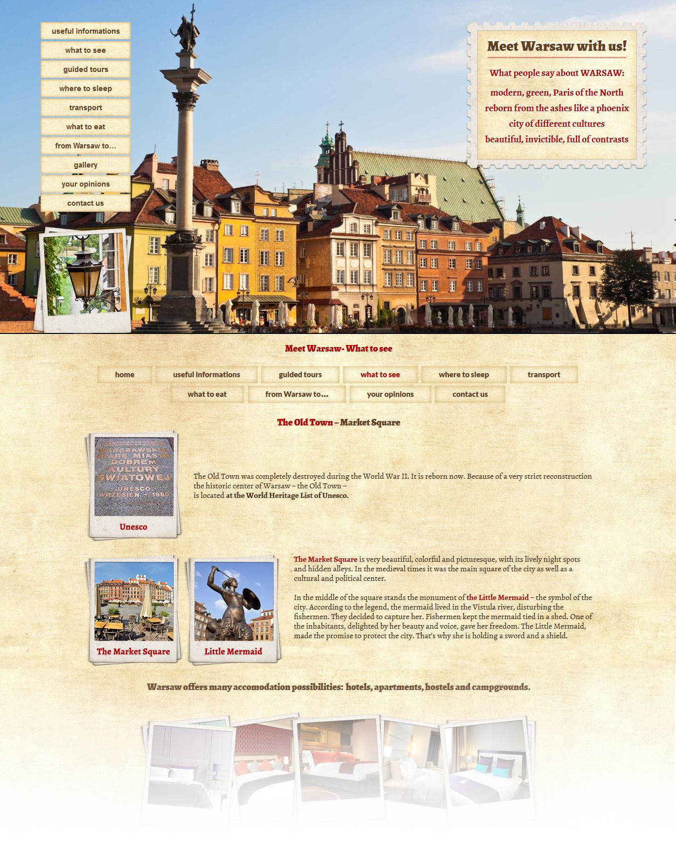 Meet Warsaw<div style='clear:both;width:100%;height:0px;'></div><span class='cat'>WordPress, Strony Turystyczne</span>
